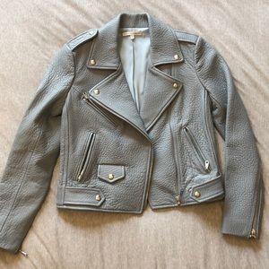 Rebecca Minkoff Lamb skin Leather Jacket
